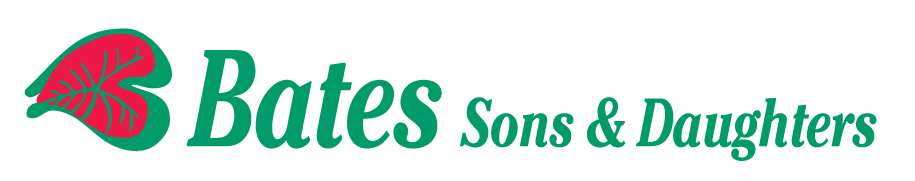 Bates Sons & Daughters - Growers of Quality Caladiums for Over 65 Years